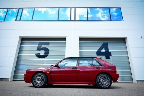 Lancia Delta HF integrale EVO Final Edition