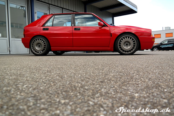 Lancia Delta HF OZ Rallye wheels forged for all integrales in any size and color available