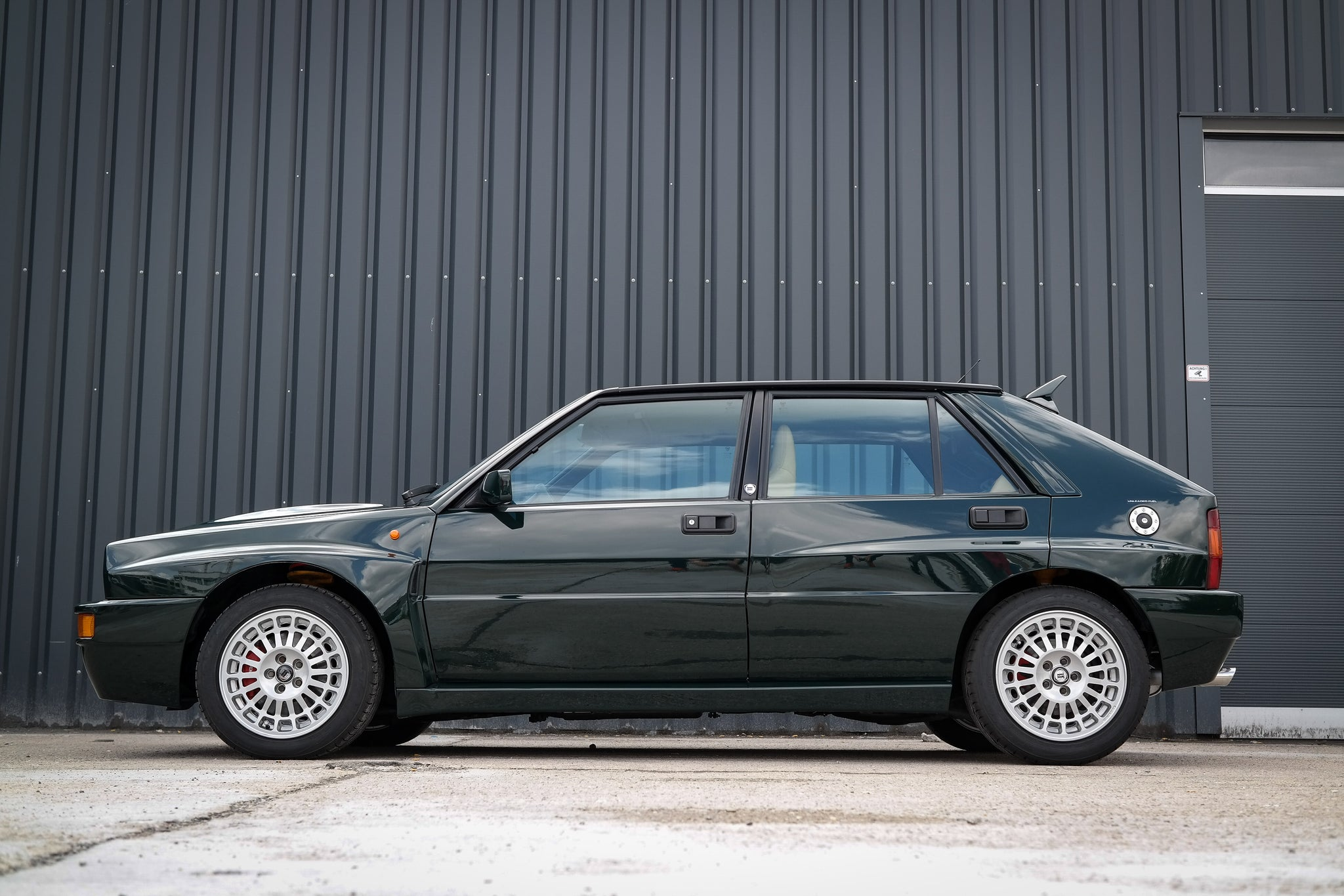 Lancia Delta HF integrale EVO Verde York Limited Edition