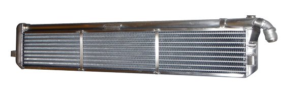Lancia Delta HF integrale Safari Oil Radiator