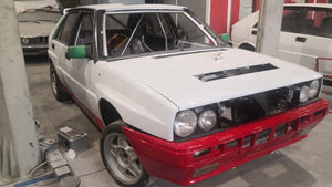Lancia Delta HF integrale 16V Gr.A Rally Car for Sale