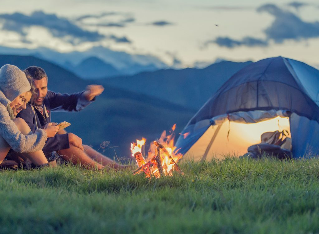 Top 5 Camping Destination for Adventures in the USA in 2021