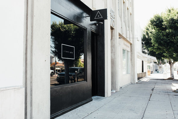 Our Los Angeles Store is Now Open