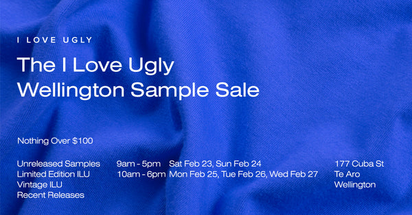 Wellington Sample Sale