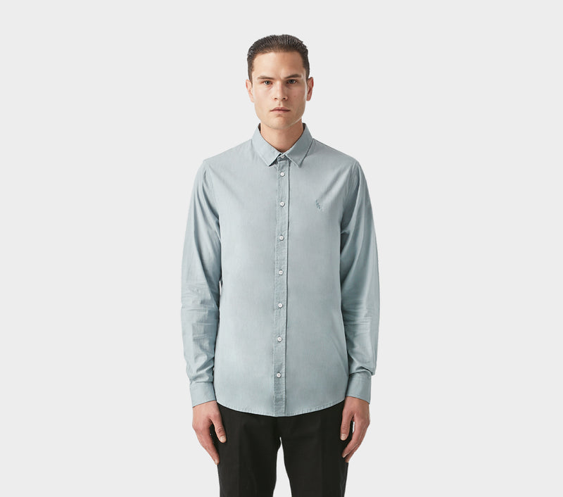 Miro Shirt - Foam Grey