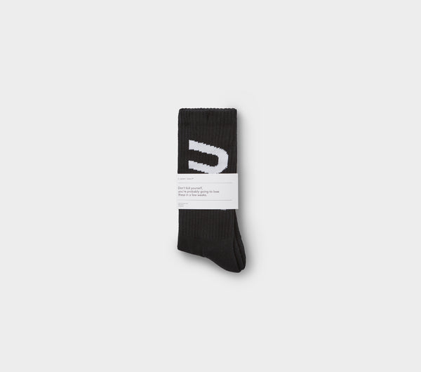 Athletic Sock - Black