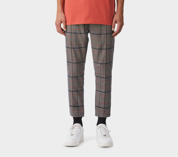 Anton Track Pant - Cadley Check