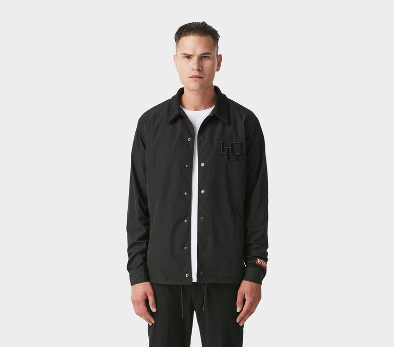 Coaches Jacket - Black
