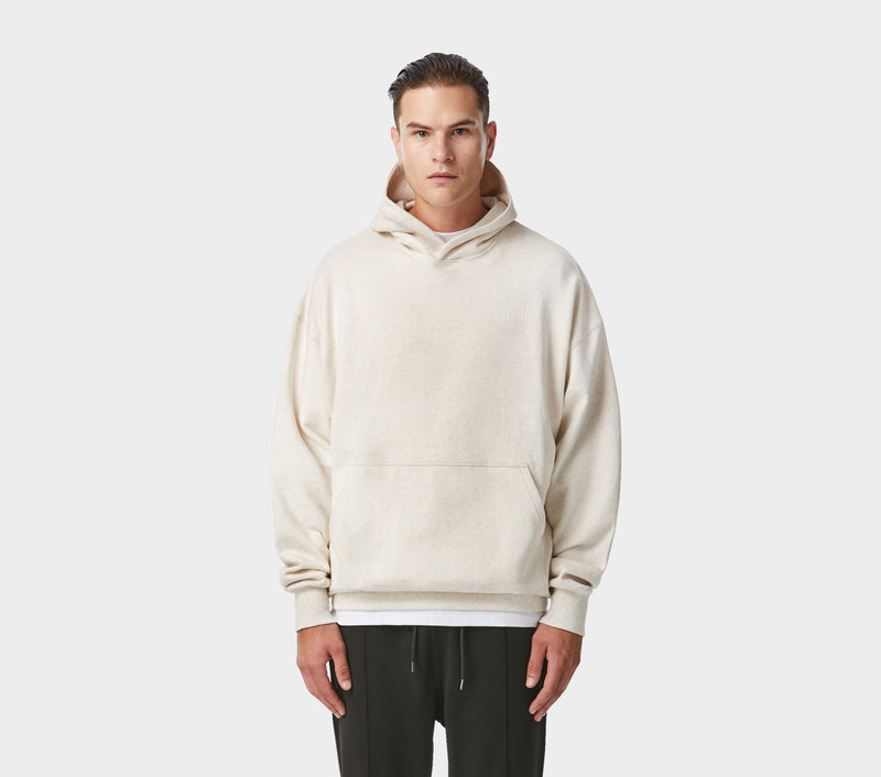 Box Fit Hood - Oatmeal