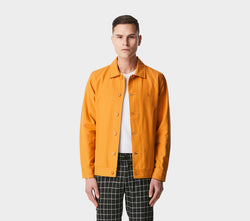 Poker Jacket - Tobacco