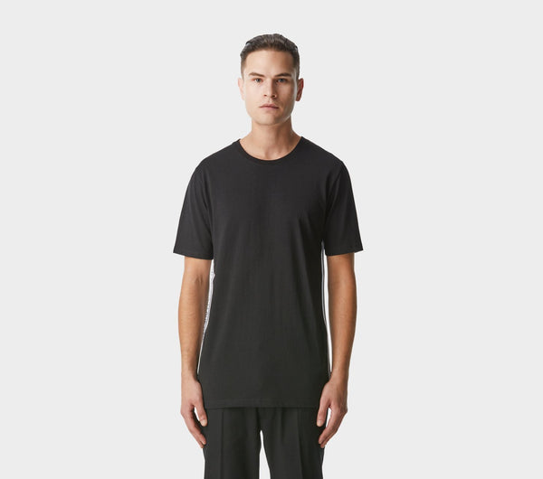 Taped Easy Tee - Black