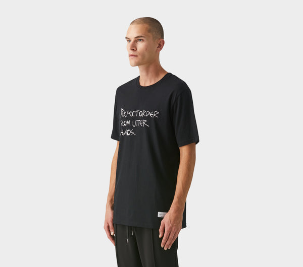 Hand-drawn Tee - Black