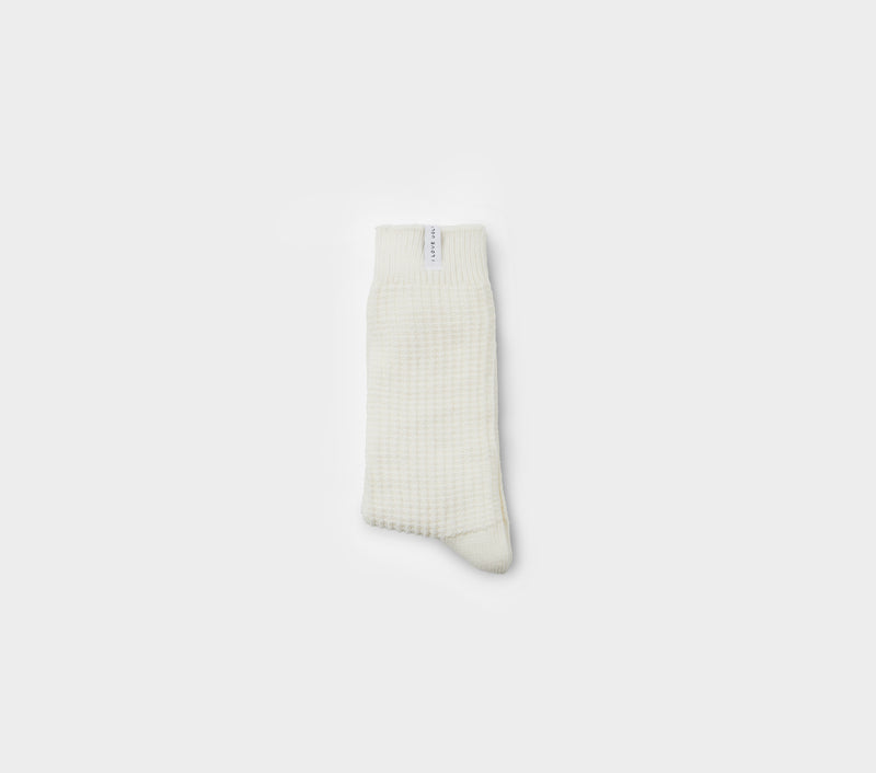 Sonny Sock - Winter White