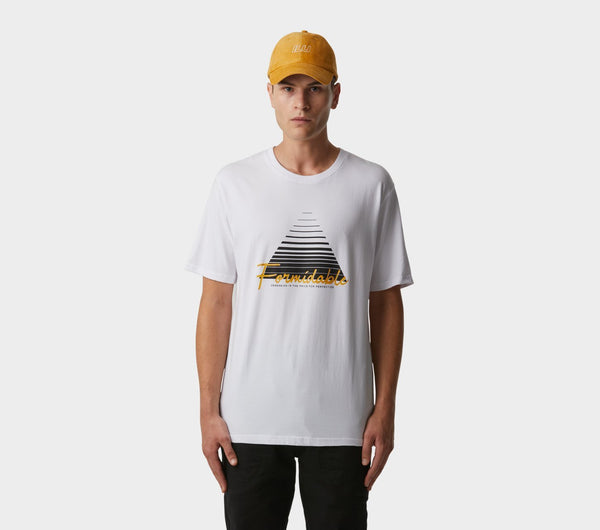 Formidable Tee - White