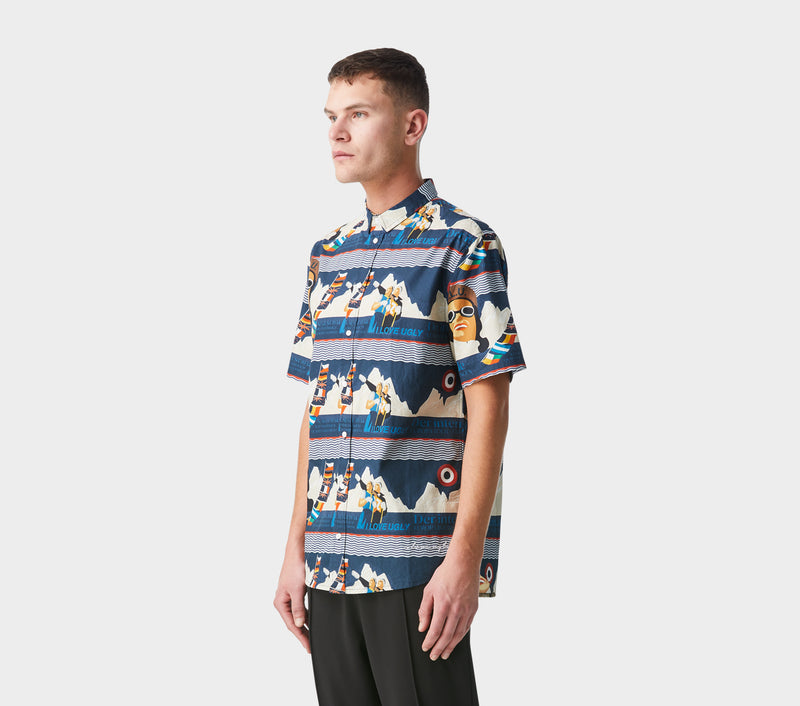 Jonty Short Sleeve Shirt - Expedition