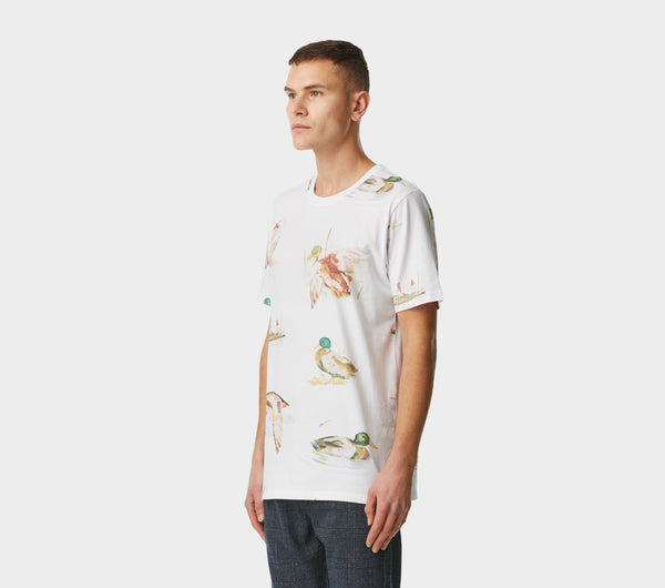 Duck Season Tee - White