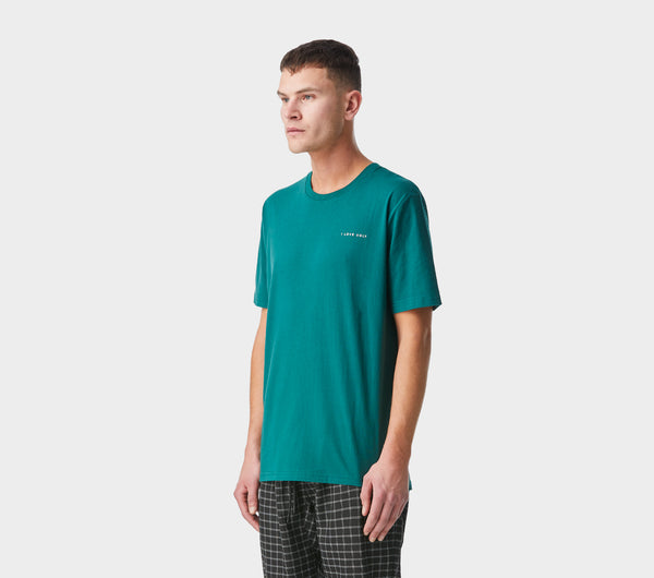 Easy Logo Tee - Deep Teal