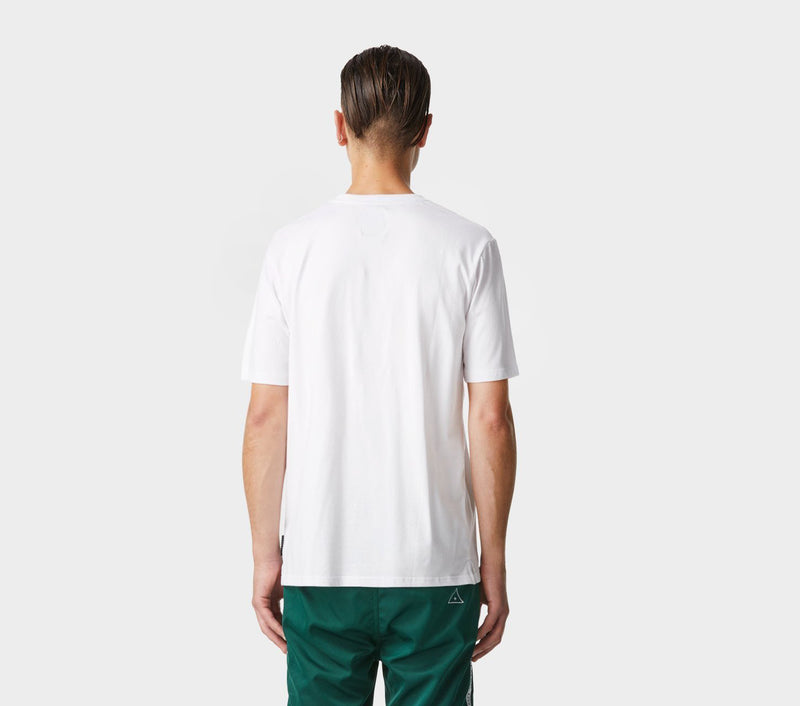 Easy Logo Tee - White