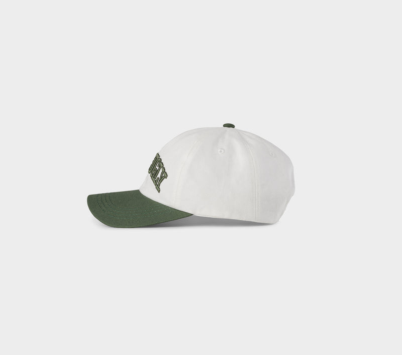 College Dad Cap - Aspen Green