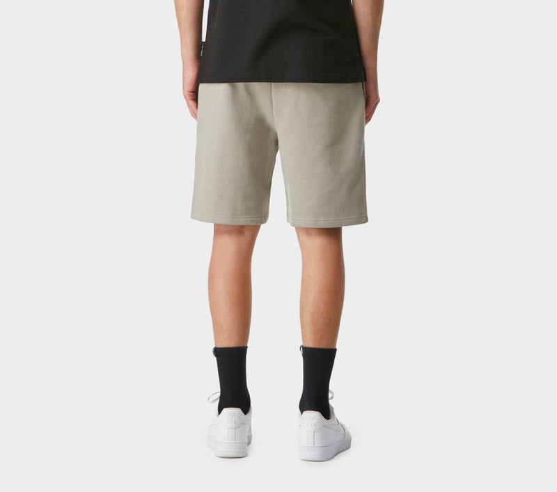 Trackie Short - Stone