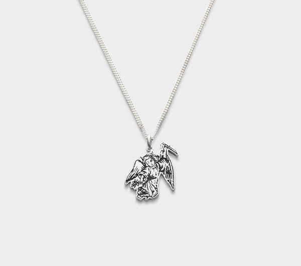 Angel Necklace - Sterling Silver