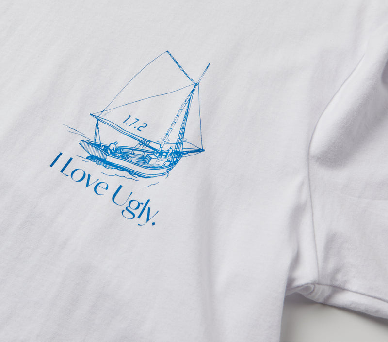 Yachting Tee - White