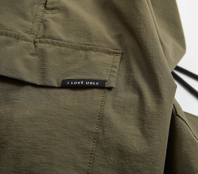 Finley Short - Dusty Green