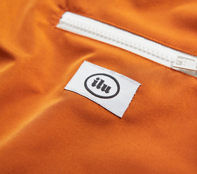 Utility Short - Burnt Orange