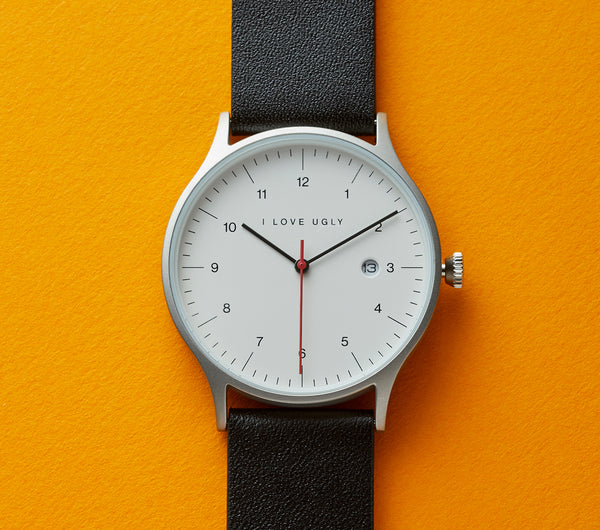 The Walter Watch - Silver