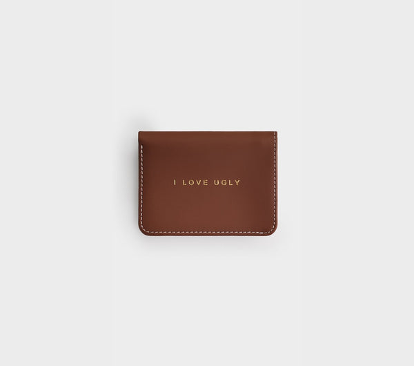 Franklin Wallet - Brown Leather