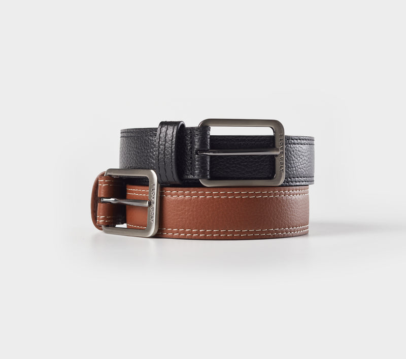 Smart Belt - Black Leather