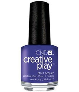 CND CREATIVE PLAY - Isn't she grape - Creme Finish