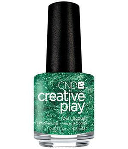 CND CREATIVE PLAY - Shamrock on you - Metallic Finish (Discontinued)