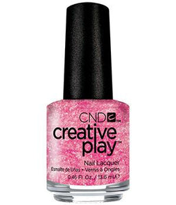 CND CREATIVE PLAY - LMAO! - Micro Glitter Finish