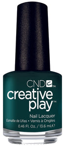 CND CREATIVE PLAY - Cut to the Chase - Creme Finish