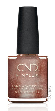 CND VINYLUX - Sienna Scribble #213      (Discontinued)