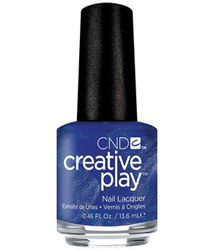 CND CREATIVE PLAY - Viral Violet - Satin Finish