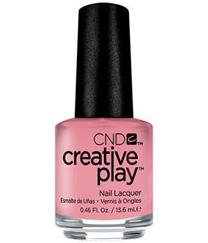CND CREATIVE PLAY - Blush on you - Creme Finish
