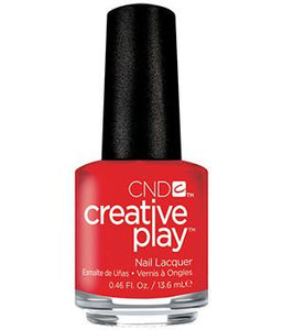 CND CREATIVE PLAY - On a dare - Creme Finish