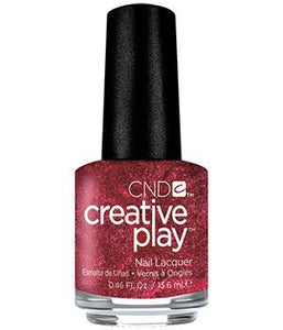 CND CREATIVE PLAY - Crimson like it hot - Pearl Finish