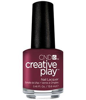 CND CREATIVE PLAY - Currantly single - Creme Finish