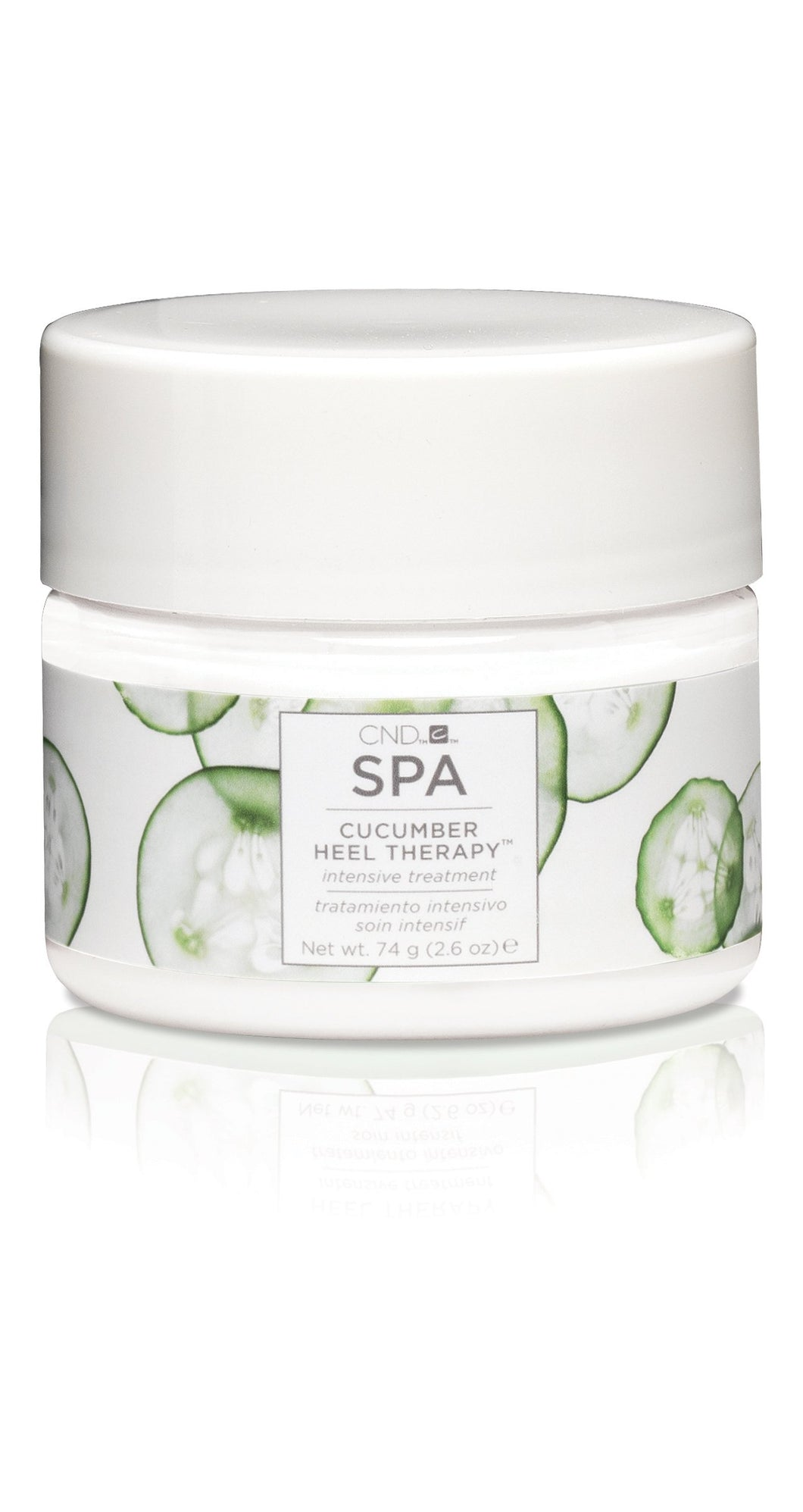 CND - Cucumber Heel Therapy 74gm