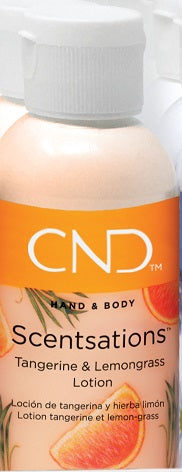 CND Scentsations - Tangerine and Lemongrass 59ml