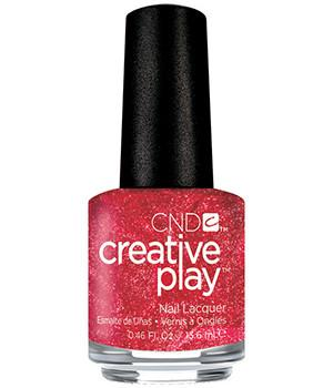 CND CREATIVE PLAY - Flirting with fire - Pearl Finish (Discontinued)