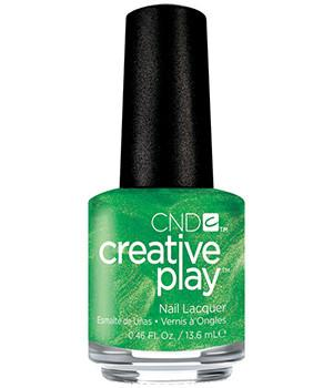 CND CREATIVE PLAY - Love it or leaf it - Satin Finish