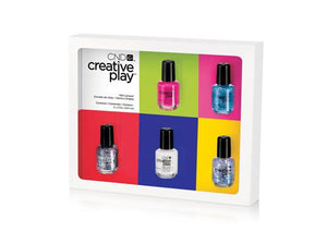 CND CREATIVE PLAY - Creative Play Pinkies 3.7ml - 5Pk