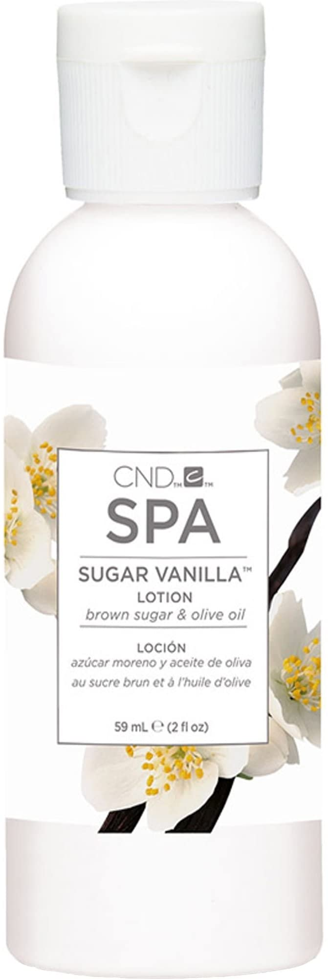 CND Spa - Sugar Vanilla Lotion 59ml
