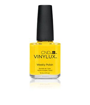 CND VINYLUX - Bicycle Yellow #104 (Discontinued)