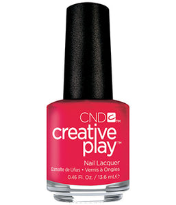 CND CREATIVE PLAY - Well Red - Creme Finish