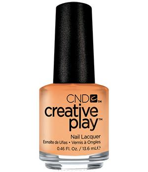 CND CREATIVE PLAY - Clementine Anytime - Creme Finish